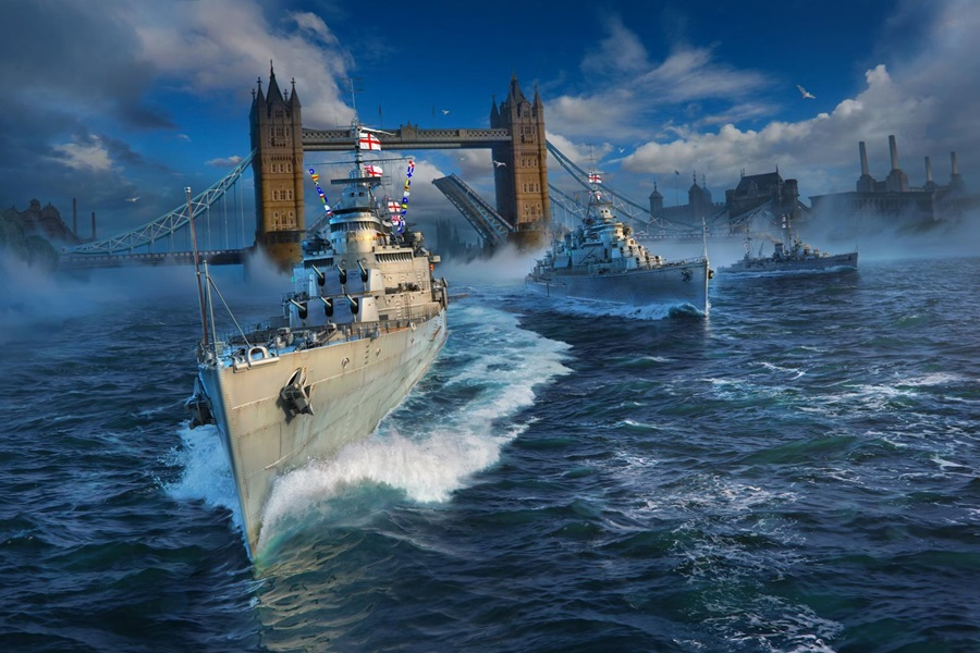 1.1 world of warships blitz