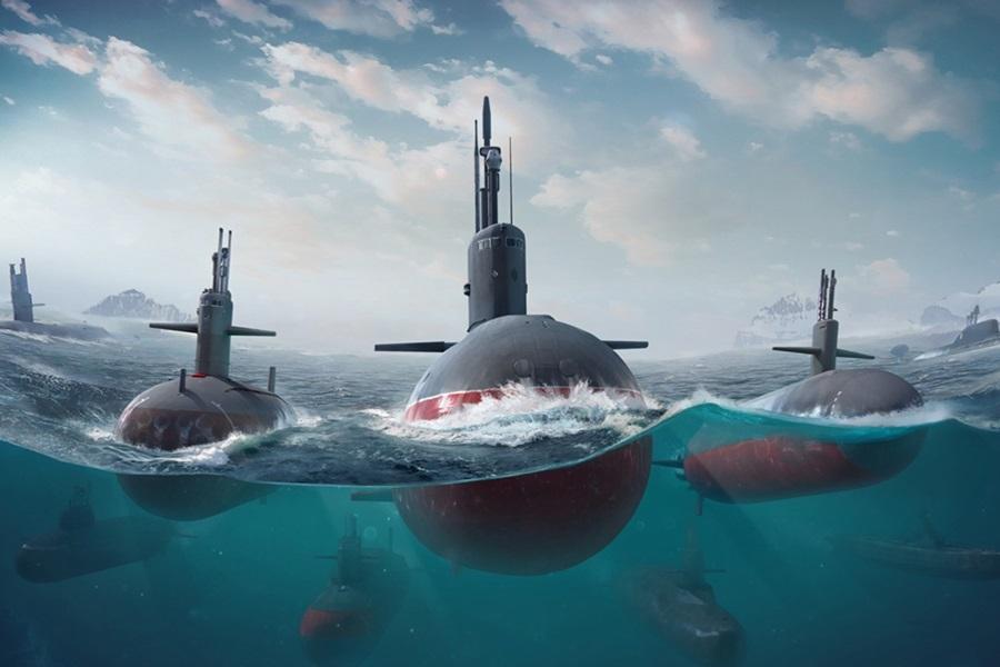 9.3подводные лодки